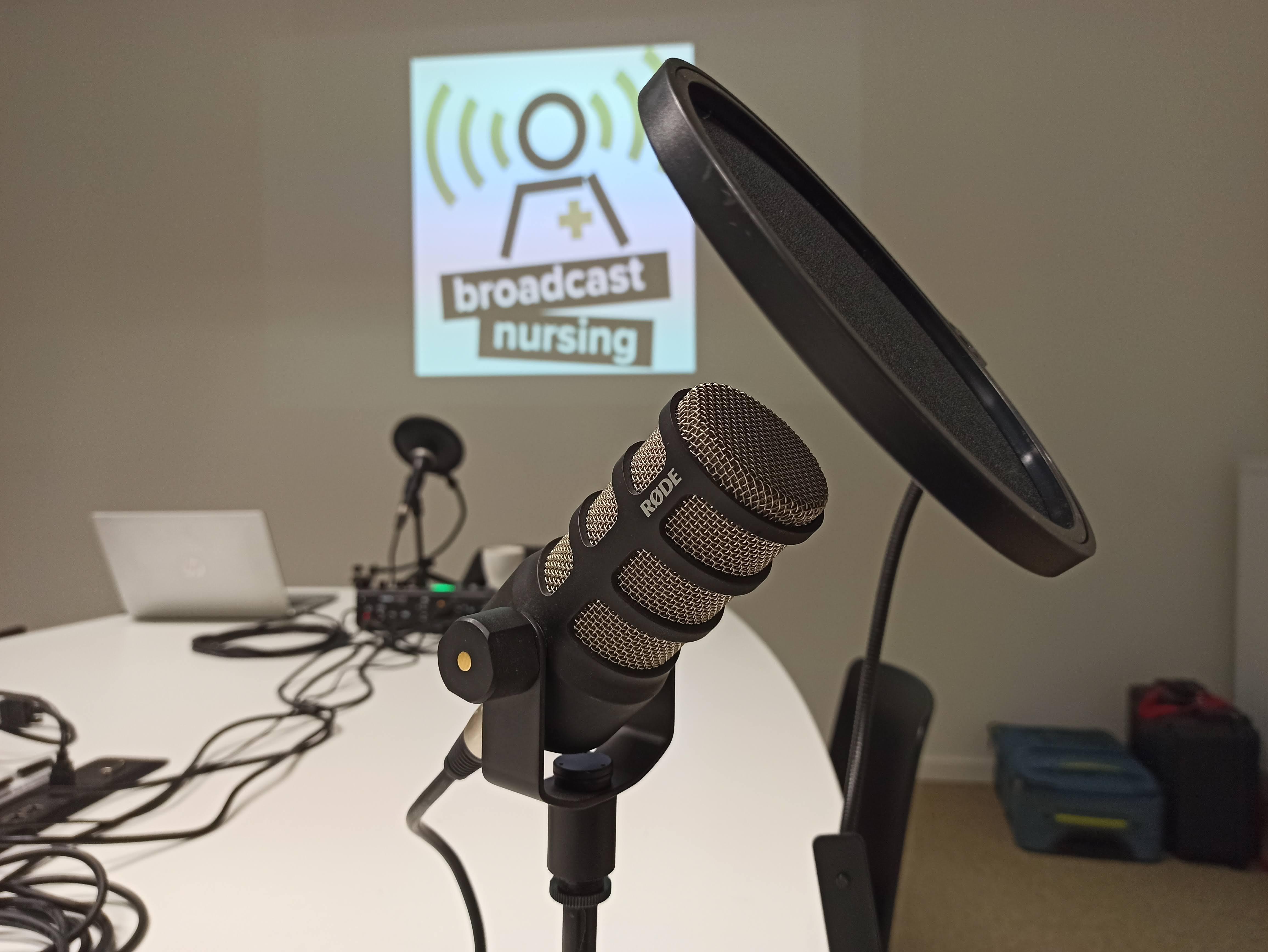 Broadcast Nursing KdG